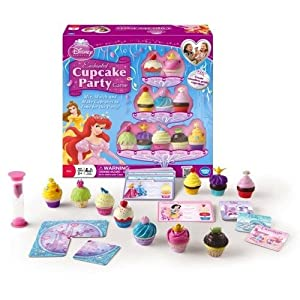 Wonder Forge Disney Princess Enchanted Cupcake Pa