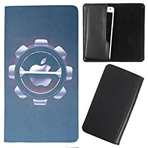 DooDa - For Karbonn Titanium Desire S30 PU Leather Designer Fashionable Fancy Case Cover Pouch With Smooth Inner Velvet