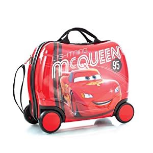 Heys Disney Cars Ride-on Luggage