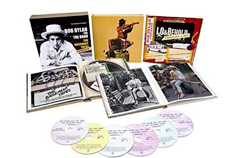ザ・ベースメント・テープス・コンプリート:ブートレッグ・シリーズ第11集 (デラックス・エディション)BOX