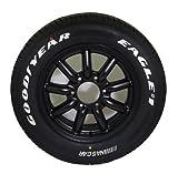 16インチ タイヤ&ホイール グッドイヤー(GOODYEAR) EAGLE #1 NASCAR 215/65R16 ファブレス