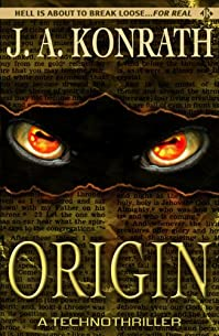 (FREE on 3/2) Origin by J.A. Konrath - http://eBooksHabit.com