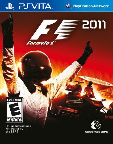 F1 2011 - Playstation Vita front-690407
