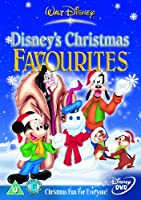 Disney Christmas Favourites - THIS IS A SINGLE DISC ONLY [DVD]