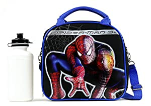 Spiderman Lunch Bag With Shoulder Strap 3