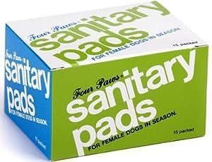 Four Paws Sanitary Pads