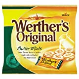 Storck Werther's Original Butter Mints 110g (Pack of 15)
