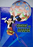 1969 - Disney On Parade Vintage Program - 24 Pages - Color Photos - OOP