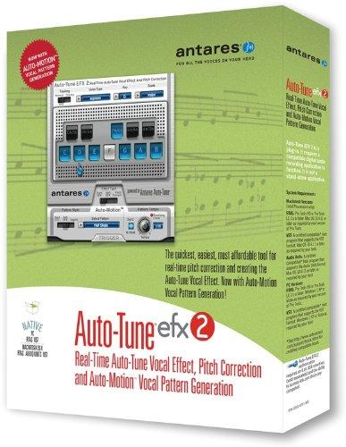 Antares Audio Auto-Tune Efx 2 Audio Plug-in