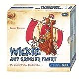 Wickie auf gro�er Fahrt - Die gro�e Wickie-H�rbuchbox (6 CD): Autorisierte Lesefassungen