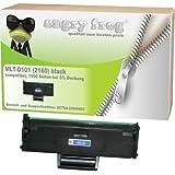 Black Toner, kompatibel für Samsung MLT-D101S/ELS, 1500 Seiten bei 5% Deckung für Samsung ML2160, ML2165, ML2165W, ML2168, SCX3405W, SCX3405FW, SCX3405F, SCX3405, SCX3400F, SCX300, SF760P