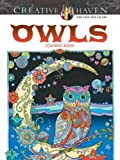 img - for Creative Haven Owls Coloring Book (Adult Coloring) book / textbook / text book