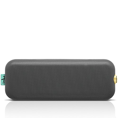 Original Penguin SP58094-GYGD Pocket Speaker, Grey/Gold