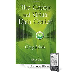 The Green and Virtual Data Center (CRC) on Amazon Kindle