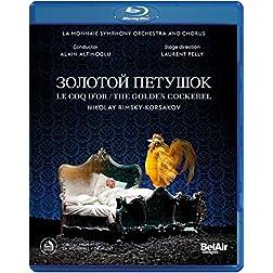 Rimsky-Korsakov: The Golden Cockerel [Blu-ray]