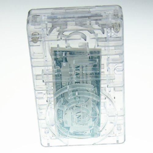 Innoo tech money maze coin box puzzle gift prize saving for Maze coin bank