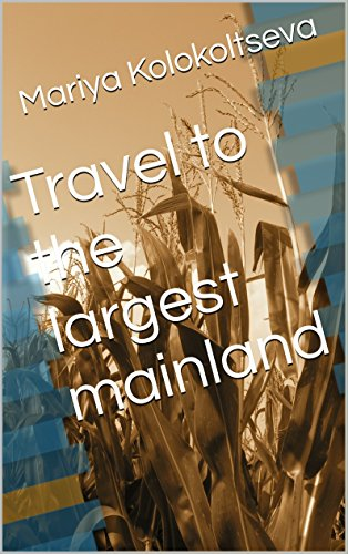 travel-to-the-largest-mainland-english-edition
