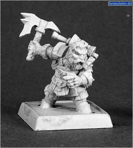 Dwarves: Dwarf Pathfinder - 1