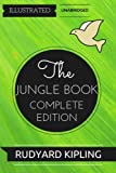 Image of The Jungle Book - Complete Edition: By Rudyard Kipling : Illustrated & Unabridged