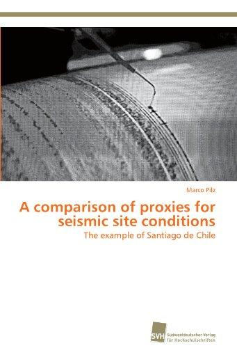 A comparison of proxies for seismic site conditions: The example of Santiago de Chile