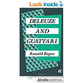 Deleuze and Guattari (Critics of the Twentieth Century)