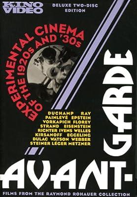 Avant Garde - Experimental Cinema of the 1920s & 1930s