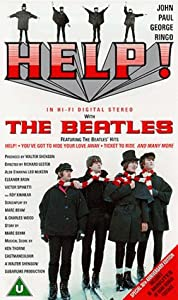The Beatles - Help! - Plus Unseen Footage [1965] [VHS]