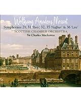 Mozart: Symphonies 29, 31, 32, 35 & 36