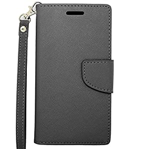 Alcatel One Touch Fierce 2 7040T / Pop Icon A564C Case Classy Black