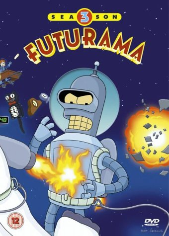 Futurama – Season 3 [DVD]