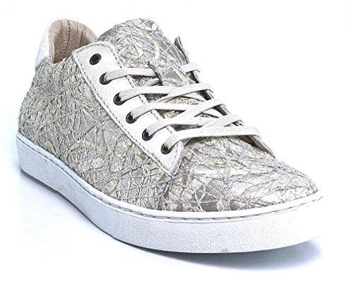 Mjus, Sneaker donna Oro oro, Oro (oro), 41 EU