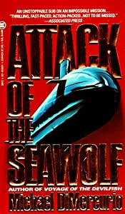 "Cover of ""Attack of the Seawolf"""