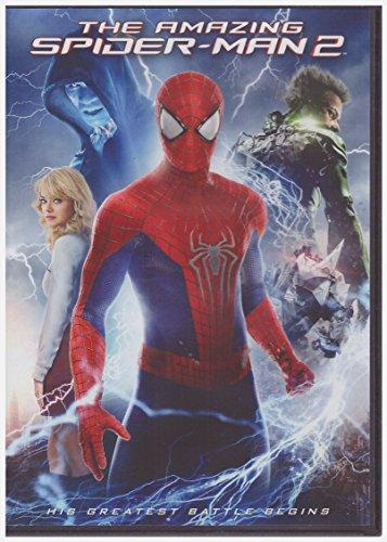 Amazing Spiderman 2 (Dvd, 2014) (Best Super Villains)