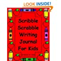 Scribble Scrabble Writing Journal For Kids