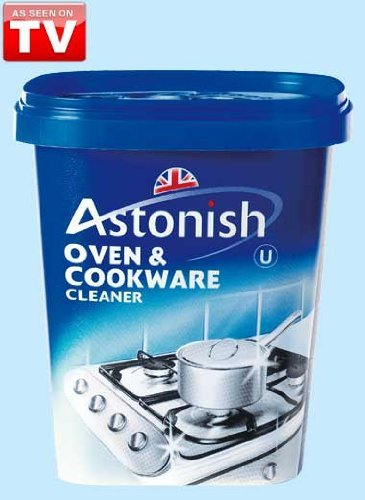 Astonish Oven and Cookware Cleaner 500g (3 Pack) (Rayburn Stove compare prices)