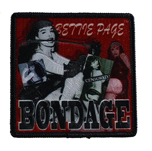 Application Bettie Page Bondage Patch