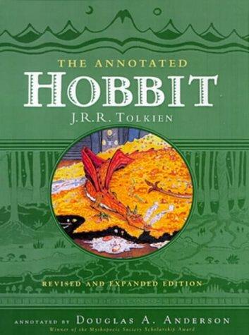 The Annotated Hobbit J. R. R. Tolkien et HarperCollins Publishers Ltd Fiction M