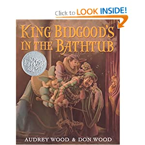 King Bidgood's In The Bathtub (Turtleback School & Library Binding Edition)