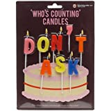 NPW Who's Counting Candles - Don't Ask