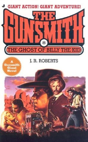 Image for Gunsmith Giant 8: The Ghost of Billy the Kid (Gunsmith, The)