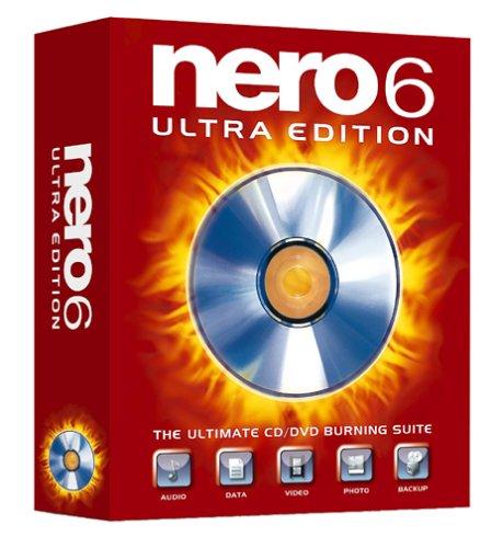 Nero 6 OLD VERSIONB0000A1RJF