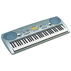 yamaha psr275 portable digital music keyboard synthesizer cell phones accessories. Black Bedroom Furniture Sets. Home Design Ideas