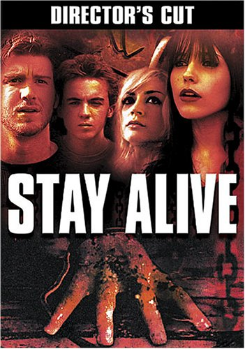 Cover art for  Stay Alive - The Director&#039;s Cut (Widescreen Edition)