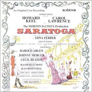 Saratoga (1959 Original Broadway Cast)
