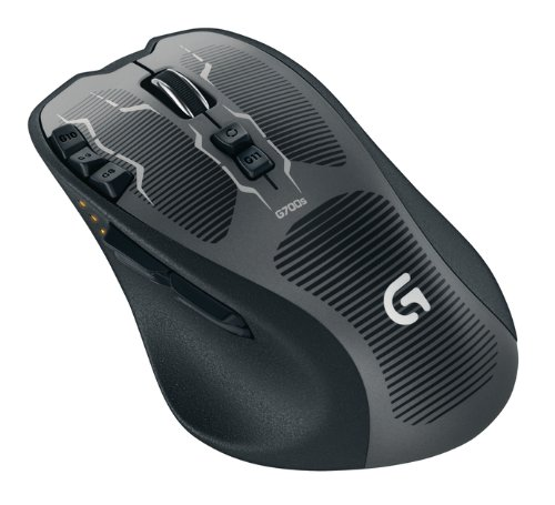 Logitech G700s Gaming Lasermaus schnurlos