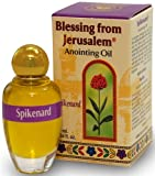 Spikenard Jerusalem Anointing Oil 0.34 fl.oz from the Land of the Bible