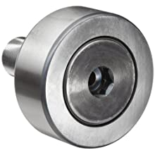 INA KR Series Cam Follower, Stud Type, Sealed, Steel, Metric