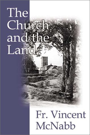 Church and the Land, VINCENT MCNABB
