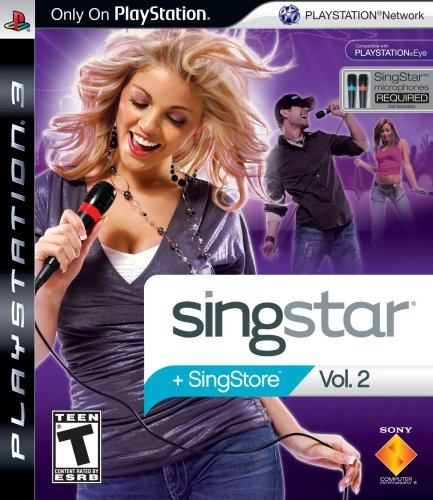 5139LIUFccL Cheap Price SingStar Vol. 2