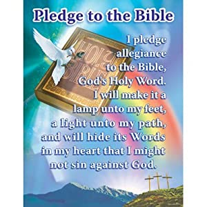 Carson Dellosa Cd-214012 Pledge To The Bible